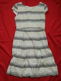 Dress stripe, like new