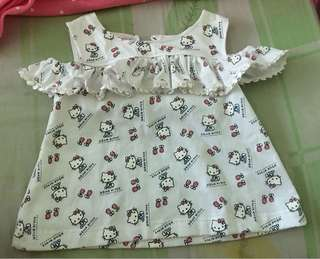 Hello Kitty Dress for Baby