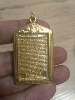 Bronze,Silver & Gold Somdej