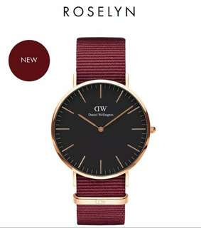 Daniel Wellington Classic Roselyn (36mm, 40mm)