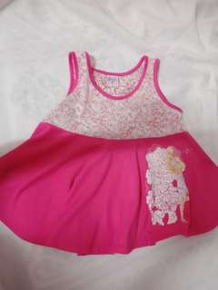 Repriced!!Barbie kids top