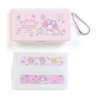Japan Sanrio My Melody Adhesive Plaster with Case