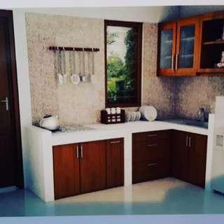 Kitchen Set Kredit Murah
