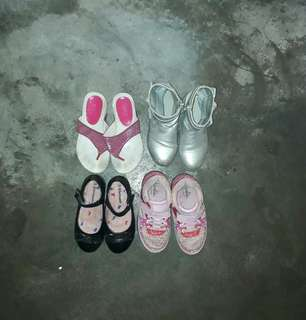 Take all Shoes for Little Girls