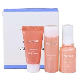 Laneige Trial Kit (Fresh Calming)