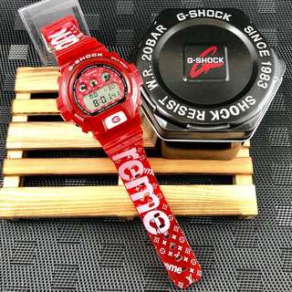 Supreme fashioned watch