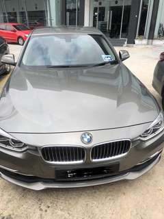 Fast sale BMW 318i negotiable 2015 low milleage