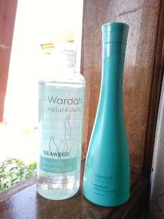 WARDAH NATURE DAILY CLEANSING & BLANCING TONER