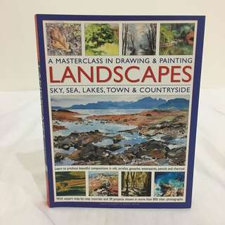 Drawing and Painting Landscapes