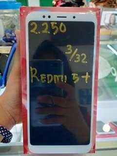 Xiaomi Redmi 5+ Ram 3/32