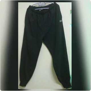Plus Size First Down Black Jogger Pants Uk20 #wincookies