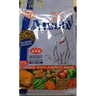 莫比自然食挑嘴成貓/饕客配方貓食1.5kg