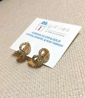 Infinity inspired Earrings