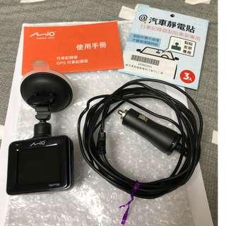Mio MiVue™ C335 大光圈GPS行車記錄器