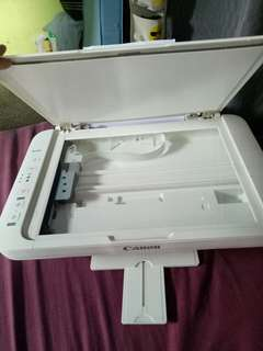 Pixma canon printer and scanner