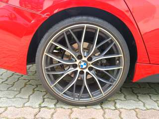 Original BMW 20inch M405 rims with PSS tyres for sale