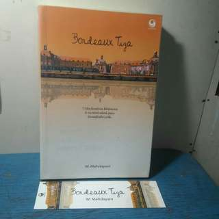 Novel Bordeaux Tiga -  W. Mahdayani