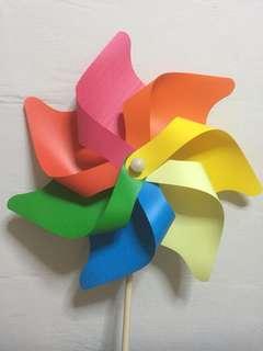 Windmill prop