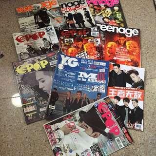 BIGBANG Magazine