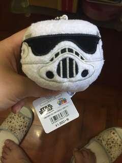 迪士尼 星球大戰 Star Wars 白兵 環保袋 公仔 兩用 日本全新代購
