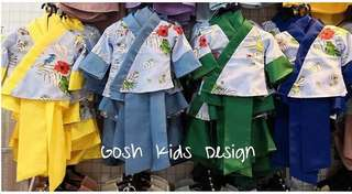 Baju Kurung Kimono