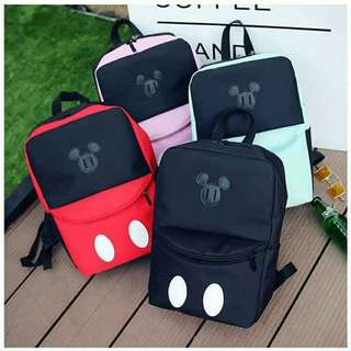 Backpack - READY STOCK