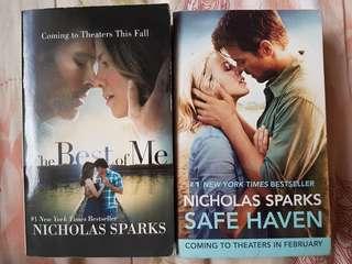 Nicholas Sparks 300 for 2