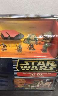 Star Wars Galoob Vintage Set