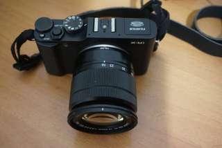 Mirrorless Camera Fuji X-M1