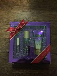 Brandnew Victoria Secret Love Spell 3 pc gift set