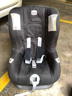 Britax First Class Convertible car seat
