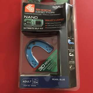 Nano 3D Ultimate mouth guard