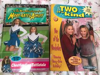 Mary Kate and Ashley Books