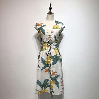"👗 Print Dress "" 2018 New"