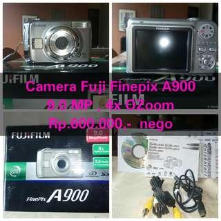 Camera Fuji Fine Pix A900