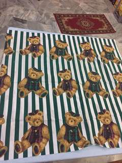 (BN) Promotion for this week- Teddy Bear Material