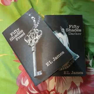 FIFTY SHADES DARKER AND FREED