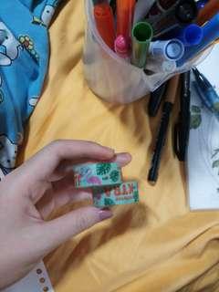 FREE NP Green Washi Tape