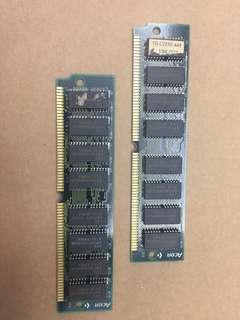RAM LGS GM71C17403CJ6 9712 Korea Module EDO non-Parity
