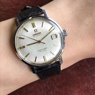 Omega Seamaster De Ville Automatic Watch