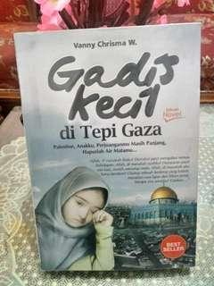 Novel: Gadis Kecil di Tepi Gaza