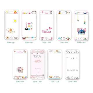 Tempered glass IP, OPPO