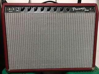 Fender Prosonic combo amp