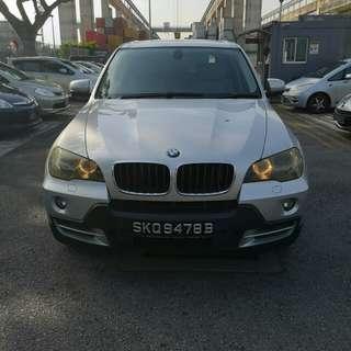 BMW X5 3.0(A) 2009