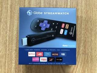 Globe Streamwatch Roku Powered