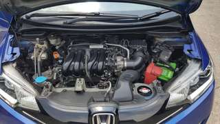 Honda Jazz gk 1.5A paddleshift 2015