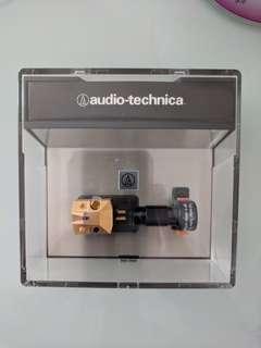 金三角 Audio-Technica AT33E 墨盒 唱盤針 黑膠盤 MC型