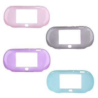 [Onhand] TPU Skin Cover Case Shell for PS Vita 2000 Gray