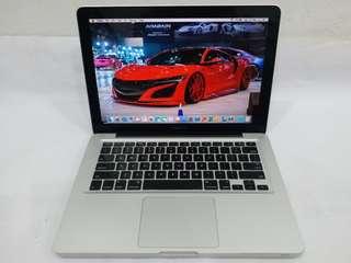 """MacBook Pro 13"""" Core i5 @ 2.3GHz, 4GB DDR3 Ram, 500GB SATA HDD, Intel HD Graphics, 2011"""