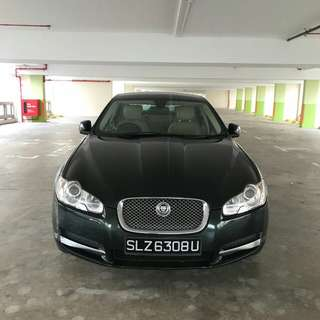 JAGUAR XF 3.0(A) LUXURY 2009